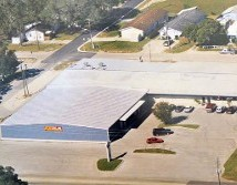 Aerial View of Storage Facility - Storage Tips